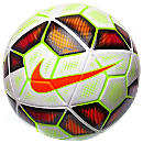 Nike Ordem La Liga Soccer Ball - White and Black
