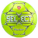 Select Strike Soccer Ball  Neon Green