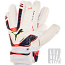 Puma evoPOWER Protect 1 Goalkeeper Glove  White with Blue