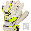 Puma evoPOWER Protect 1 Goalkeeper Gloves - Fluro Yellow
