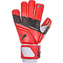 Puma evoPOWER Super 3 Goalkeeper Gloves - Red Blast & Black