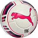 Puma evoPOWER 1 Premium Match Ball - White and Red