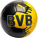 Puma Borussia Dortmund Fan Ball - Black and Grey