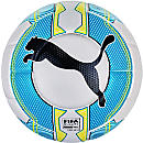 Puma evoPOWER 1.3 Match Ball - White & Atomic Blue