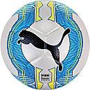 Puma evoPOWER 3 Tournament Match Ball - White & Atomic Blue