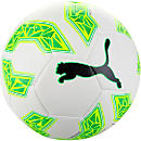 Puma evoSPEED 2.5 Hybrid Soccer Ball - White & Green Gecko