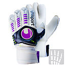 Uhlsport Ergonomic Absolutgrip Bionik XChange  White with Purple