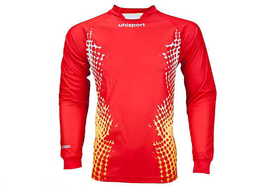 Uhlsport Anatomic Endurance Goalkeeper Jersey  Red
