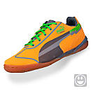 Puma Youth evoSPEED Star  Flame Orange with Team Charcoal