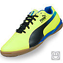 Puma Youth evoSPEED Star II Indoor Soccer Shoes  Fluo Yellow