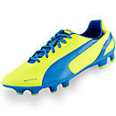 Puma evoSPEED 2.2 FG Soccer Cleats  Fluo Yellow