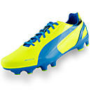 Puma evoSPEED 3.2 FG Soccer Cleats  Fluo Yellow