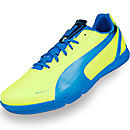 Puma evoSPEED 4.2 Indoor Soccer Shoes  Fluo Yellow