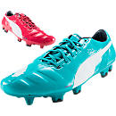 Puma evoPOWER 1 FG Soccer Cleats  Tricks