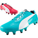 Puma evoSPEED 1.2 FG Soccer Cleats  Tricks