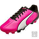 Puma Kids Adreno FG - Pink & White
