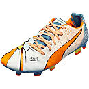 Puma evoPOWER 1.2 Graphic FG - POP - White & Orange Clown Fish