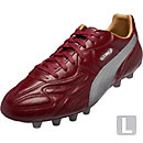 Puma King Top City di FG - Cordovan & Puma Silver