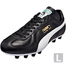 Puma King Maradona Super FG Soccer Cleats - Black
