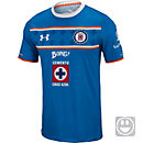 Under Armour Kids Cruz Azul Home Jersey 2015-2016