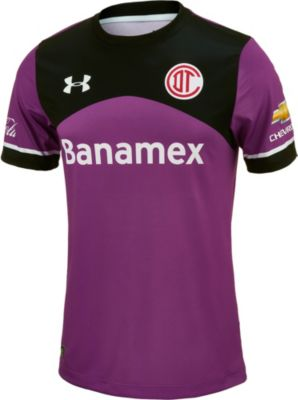 Under Armour Toluca 14-15 Kits Released - Footy Headlines