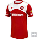 Under Armour Toluca Home Jersey 2015-2016