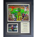 Lionel Messi Framed Art Collage