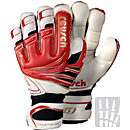 Reusch Goaliator Pro Ortho-Tec Keeper Gloves - Fire Red & White