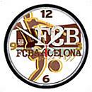 FC Barcelona Clock