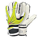 Reusch Keon Pro SG Keeper Gloves  White with Lime