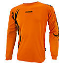 Reusch Bakura Goalkeeper Jersey  Orange with Black