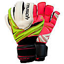 Reusch Argos Deluxe G2 Goalkeeper Gloves  Lime Punch with Pink