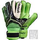Reusch RE:CEPTOR PRO G2 Ortho-Tec Goalkeeper Gloves - Black and Green