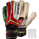 Reusch RE:CEPTOR D1 Ortho-Tec Goalkeeper Gloves - Fire Red