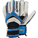 Reusch Pulse Prime R2 Goalkeeper Gloves - White & Electric Blue