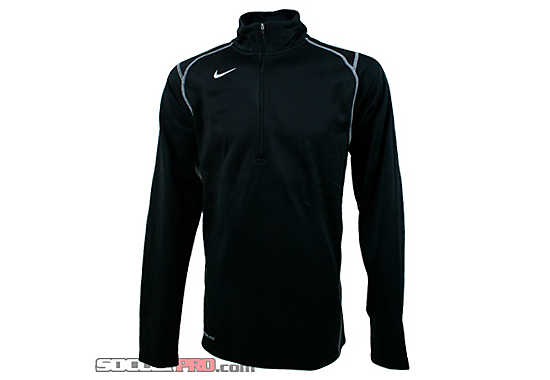 Nike Youth QuarterZip Performance Thermal Top