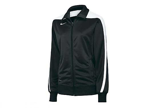 Nike Girl's Mystifi WarmUp Jacket