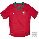 Nike Youth Portugal Home Jersey 2012-2013