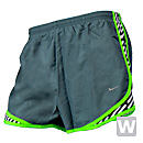 Nike Womens Printed Tempo Short  Hasta with White