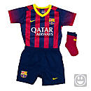 Nike Infant Barcelona Home Kit 2013-2014