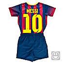 Nike Infant Barcelona Messi Home Kit 2013-2014