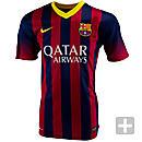 Nike Barcelona Home Jersey 2013-2014