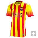 Nike Barcelona Away Jersey 2013-2014
