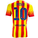 Nike Barcelona Messi Away Jersey 2013-2014