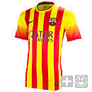 Nike Youth Barcelona Away Jersey 2013-2014