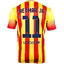 Nike Barcelona Neymar Away Jersey 2013-2014