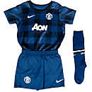 Nike Manchester United Little Boys Away Kit 2013-2014