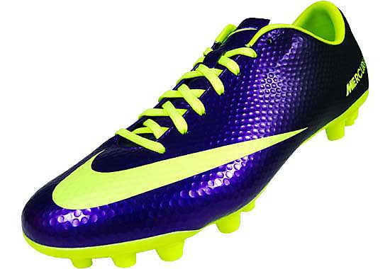 nike mercurial veloce ag electro purple veloce soccer shoes. Black Bedroom Furniture Sets. Home Design Ideas