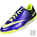 Nike Youth Mercurial Victory IV Indoor Soccer Shoes  Electro Purple