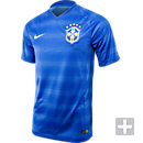 Nike Brazil Away Stadium Jersey - 2014 World Cup